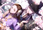[Mystic Messenger] Spring lovers