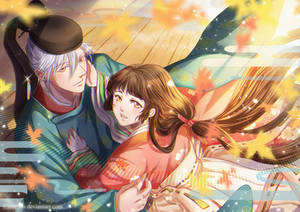 [Mystic Messenger] Fall of love by Solchan