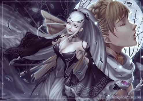 [Fire Emblem] Merciful death