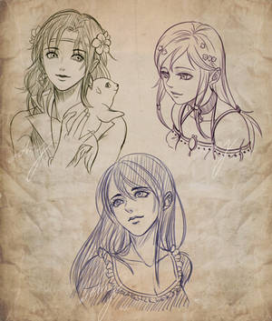 [CM] Beauties by Solchan