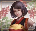 [AT] Kiyoko by Solchan