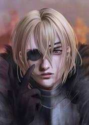 [Fire Emblem] Dimitri by Solchan