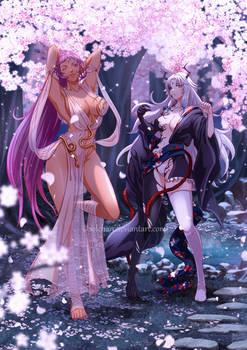 [CM] Ashia and Orishi