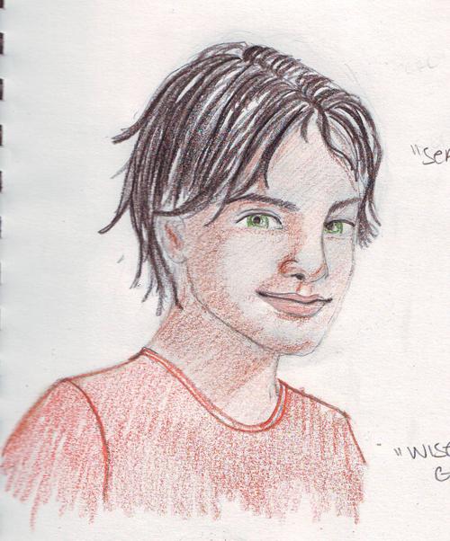 Percy Jackson by aragornelizabeth on DeviantArt