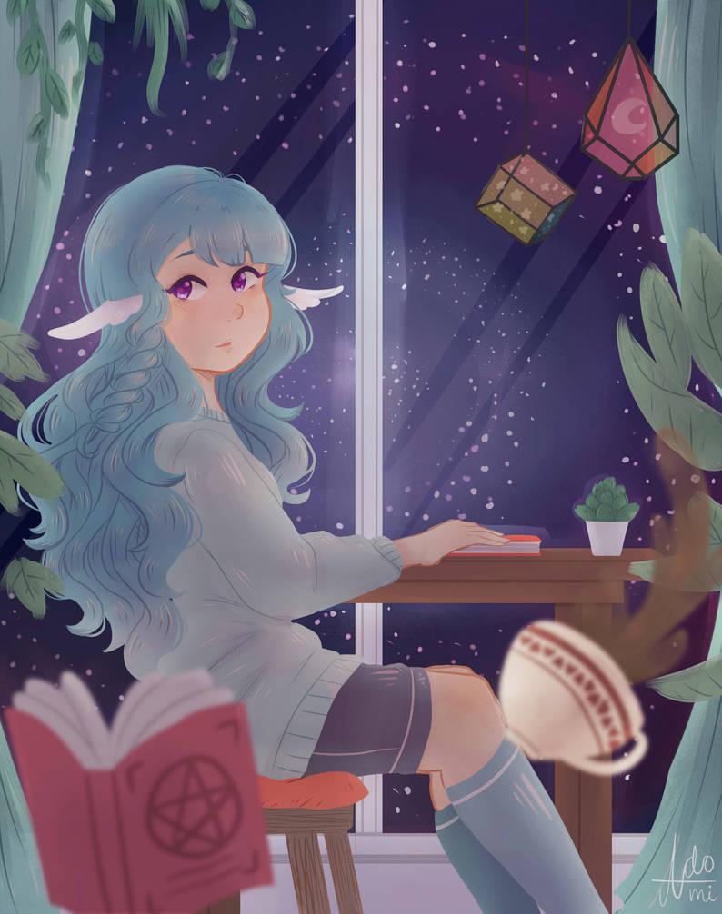 Art Trade : Emariechi by ado-mi