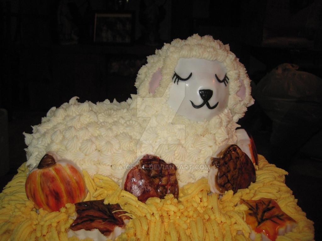 D Lamb Cake Pan Instructions