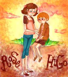 Weasley Siblings by nou-hitsu