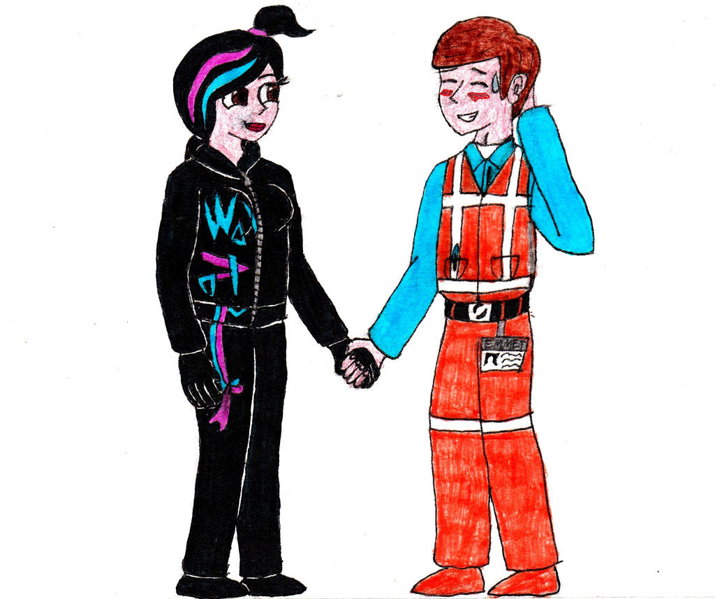 Wyldstyle And Emmet Fanfiction