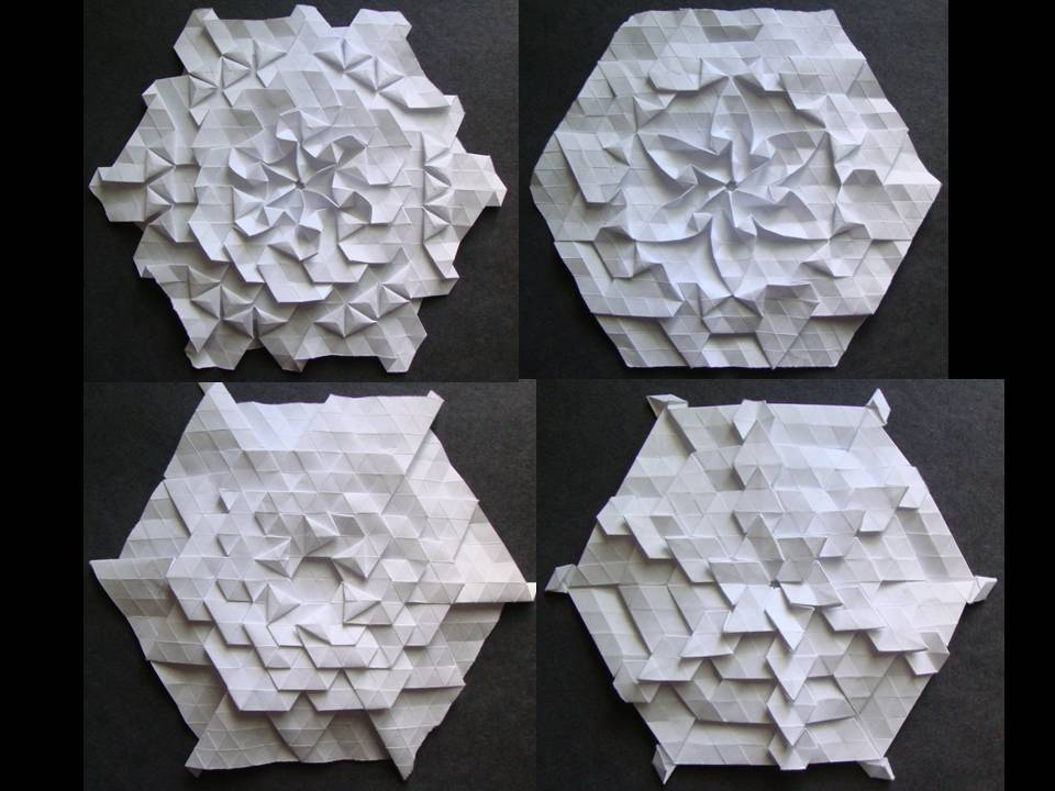 Origami Tessellations 3 By Katerynas 89 On Deviantart