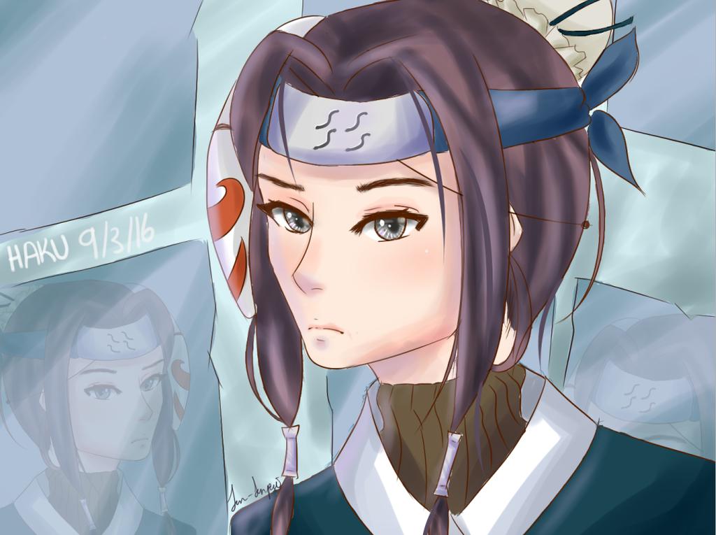 Haku by Jen-senpai