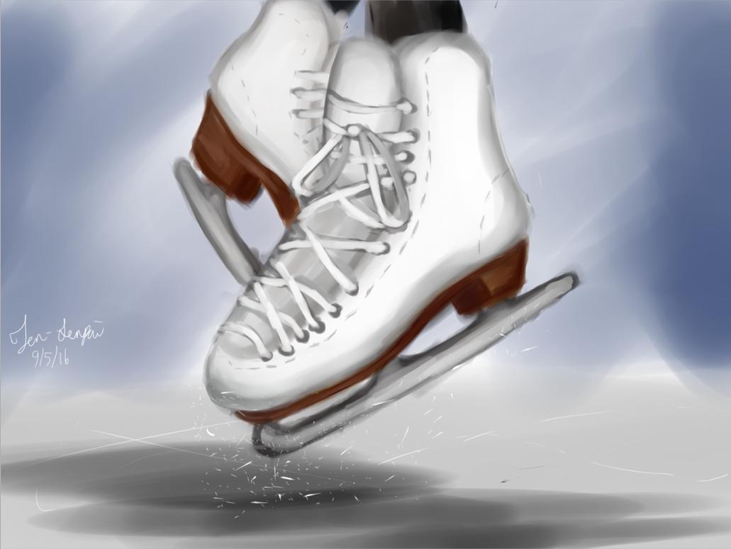 Skates by Jen-senpai