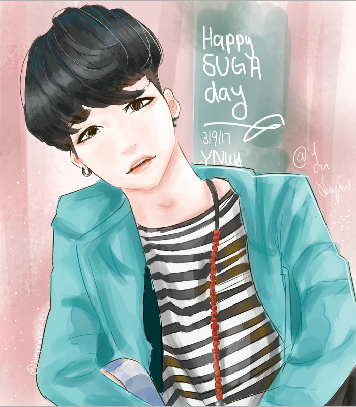 Happy Yoongi Day! by Jen-senpai