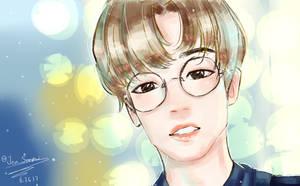 Jae- I smile