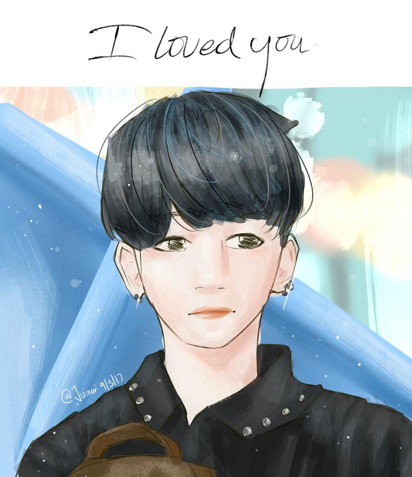 Sungjin- I loved you by Jen-senpai