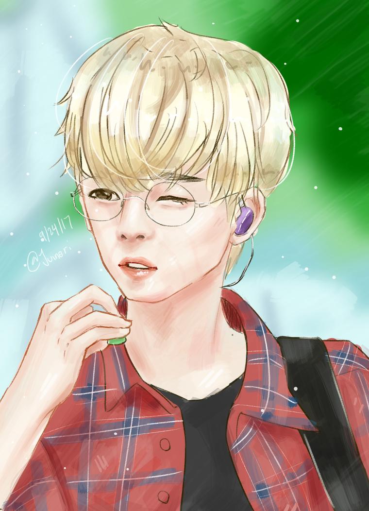 Jae/Bright by Jen-senpai