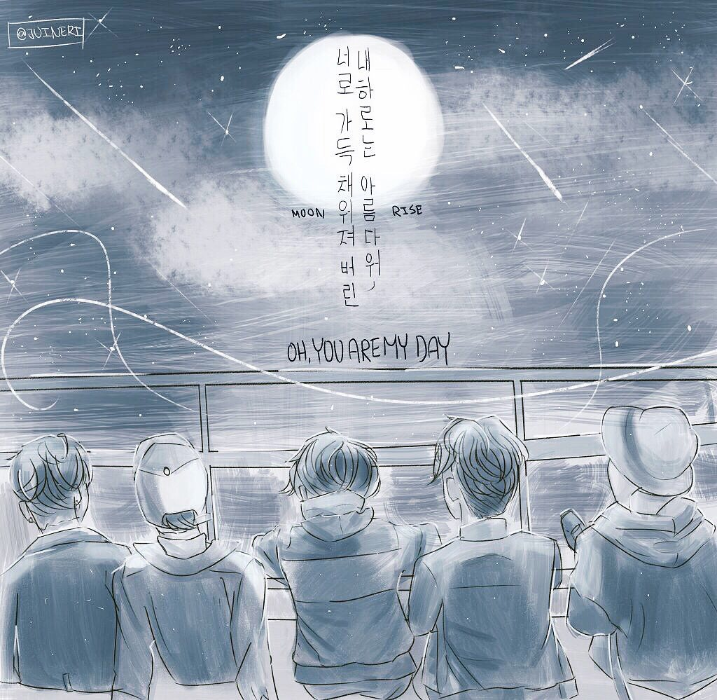 Moonrise by Jen-senpai
