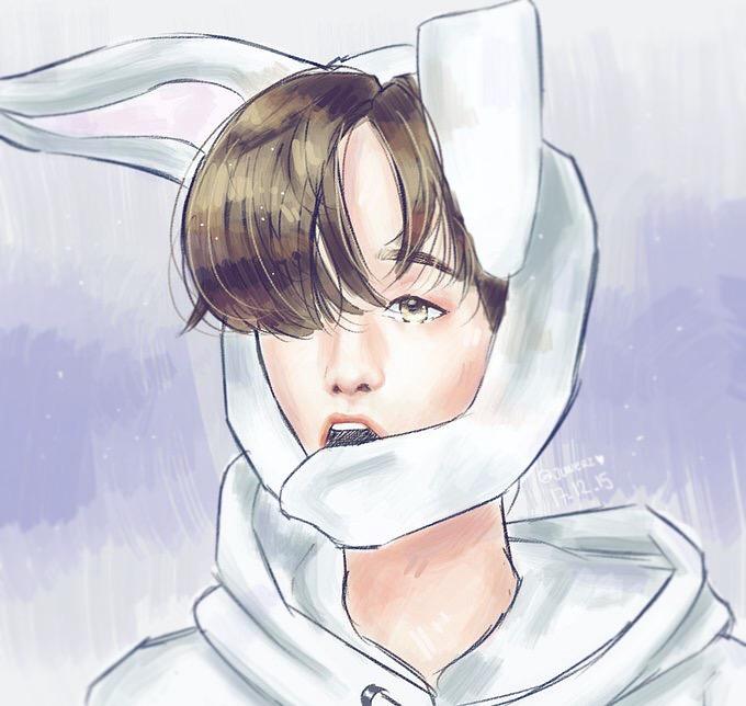 Day6 Jae- Bunny by Jen-senpai