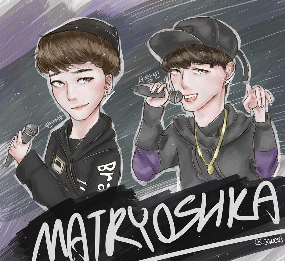 Stray Kids- Matryoshka by Jen-senpai