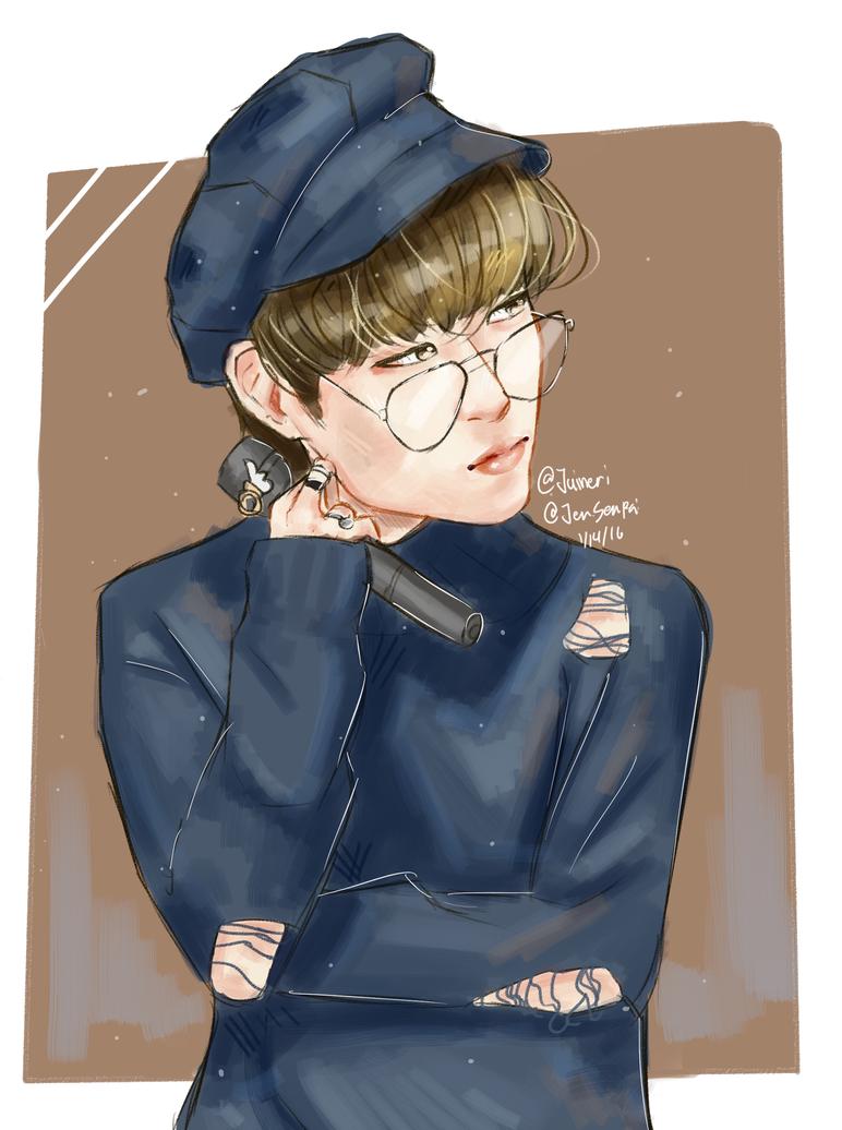 Day6 Jae- Sweater weather by Jen-senpai