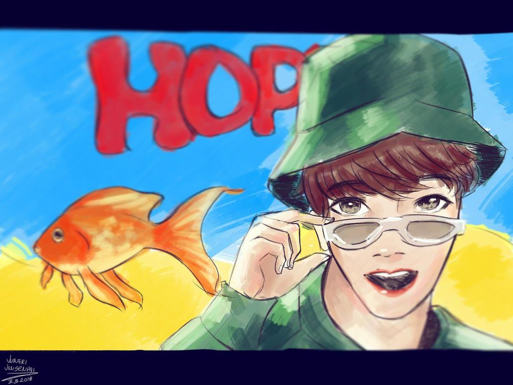HOPEWORLD by Jen-senpai