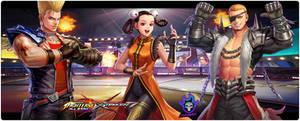 Tekken X KOF Allstar Collab 2