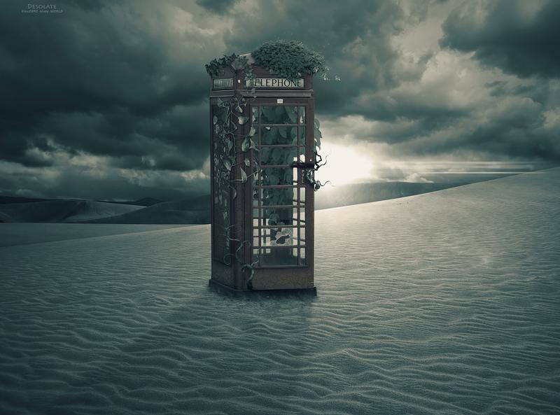 Desolate by Klauzero