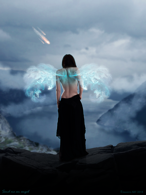 Send me an angel by Klauzero