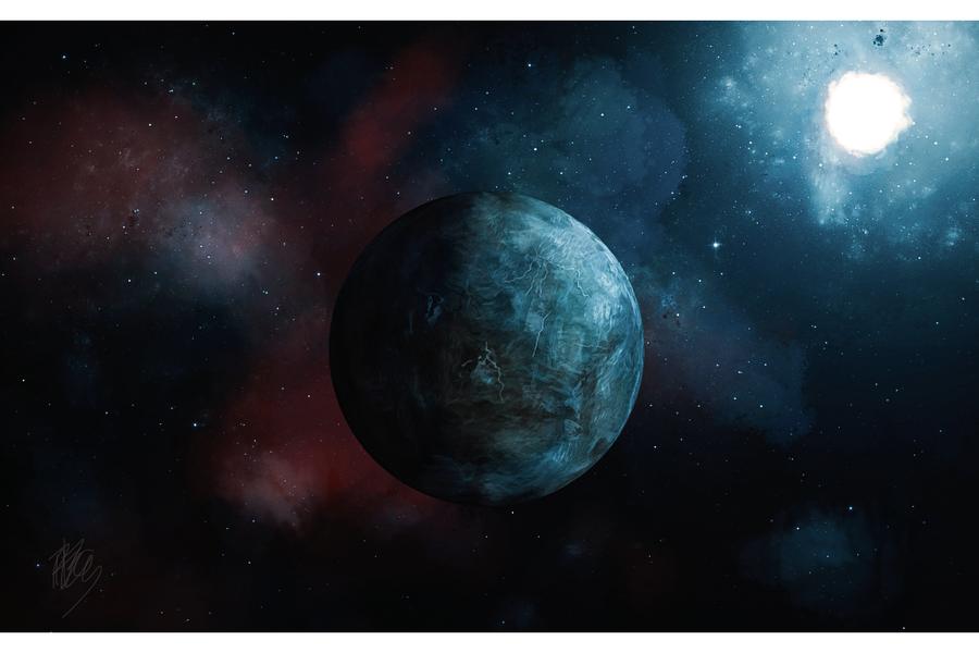 Deep Space by Klauzero