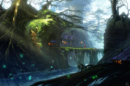 The Elf's Shangri-La