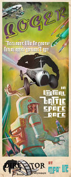 Space Race ID by Woody