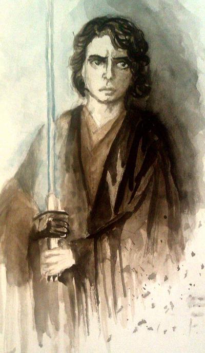 Fading into dark by Jedi-Anakin