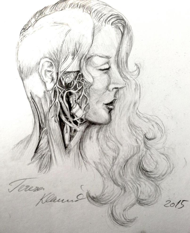 Anatomical study -Hidden beauty by Jedi-Anakin