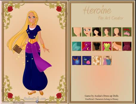 Rebecca the Genie 1.25