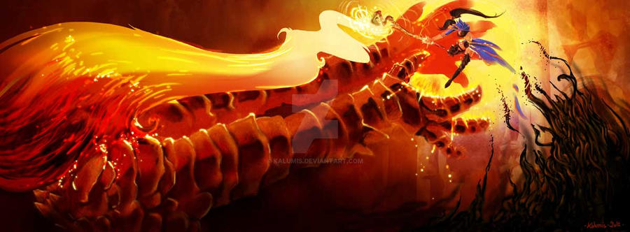 Diablo 3 Fan Art by Kalumis