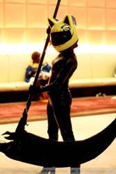 Anime Central 2012: Dark Rider by GoddessOfDarkness07