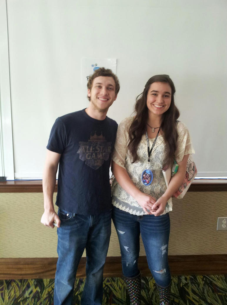 My sister with phillip phillips by woogieboboogie on deviantart my sister with phillip phillips by woogieboboogie m4hsunfo Images