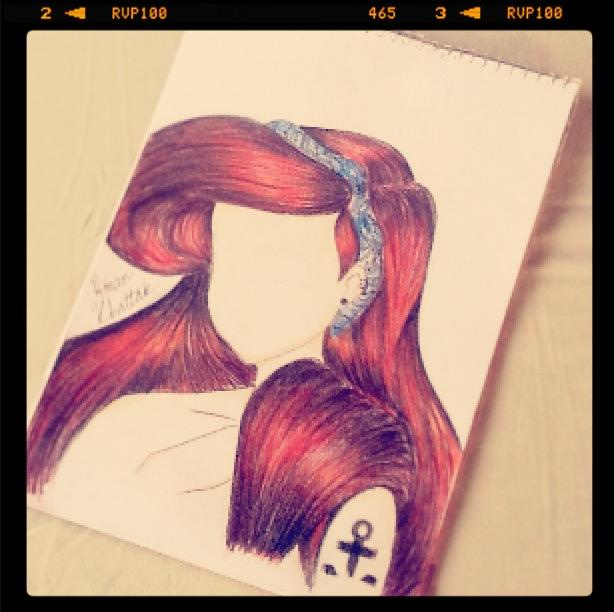 Emo Ariel - The Little Mermaid by Midnight-Rainstorm