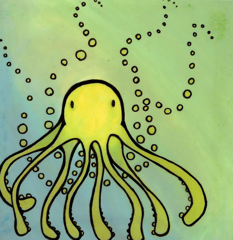 octopus by Little-Rachel