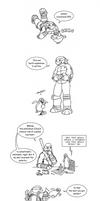 TMNT Meet The Penguins