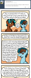 Ask Blog #14 - Relationship Advice by Riverfox237