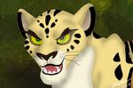 The Lion Guard:  Makucha