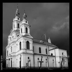Radomsko - St. Lambert's Churc by adameFski