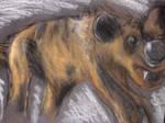 Saber Hyena