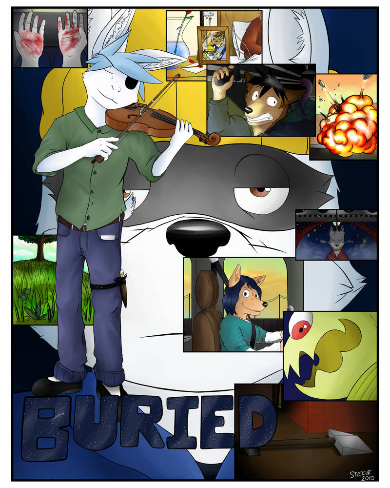 Buried - Part 1 Poster