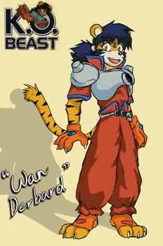 KO Century Beast Warriors - Wan