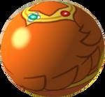 Princess Daisy Bowlo Candy - Mario Party 8 (Back)