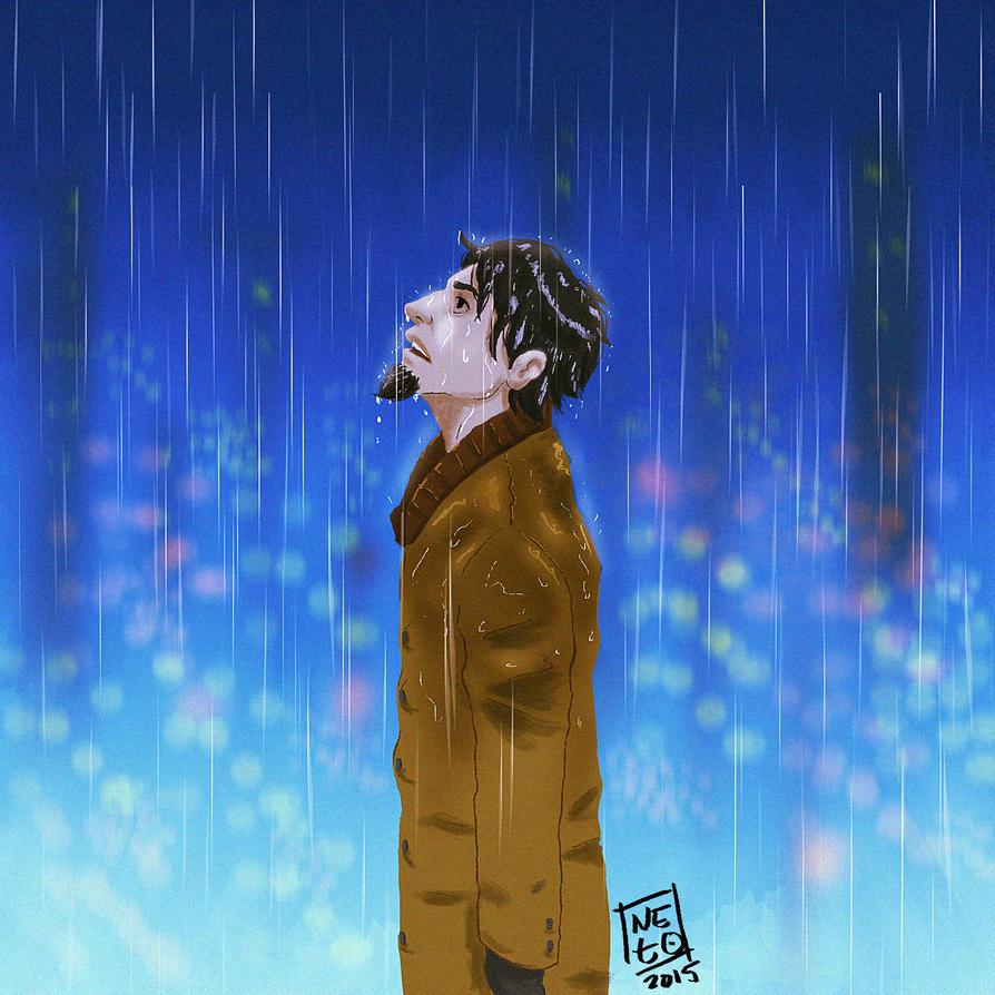 Rainy Day by lionheartslayerX