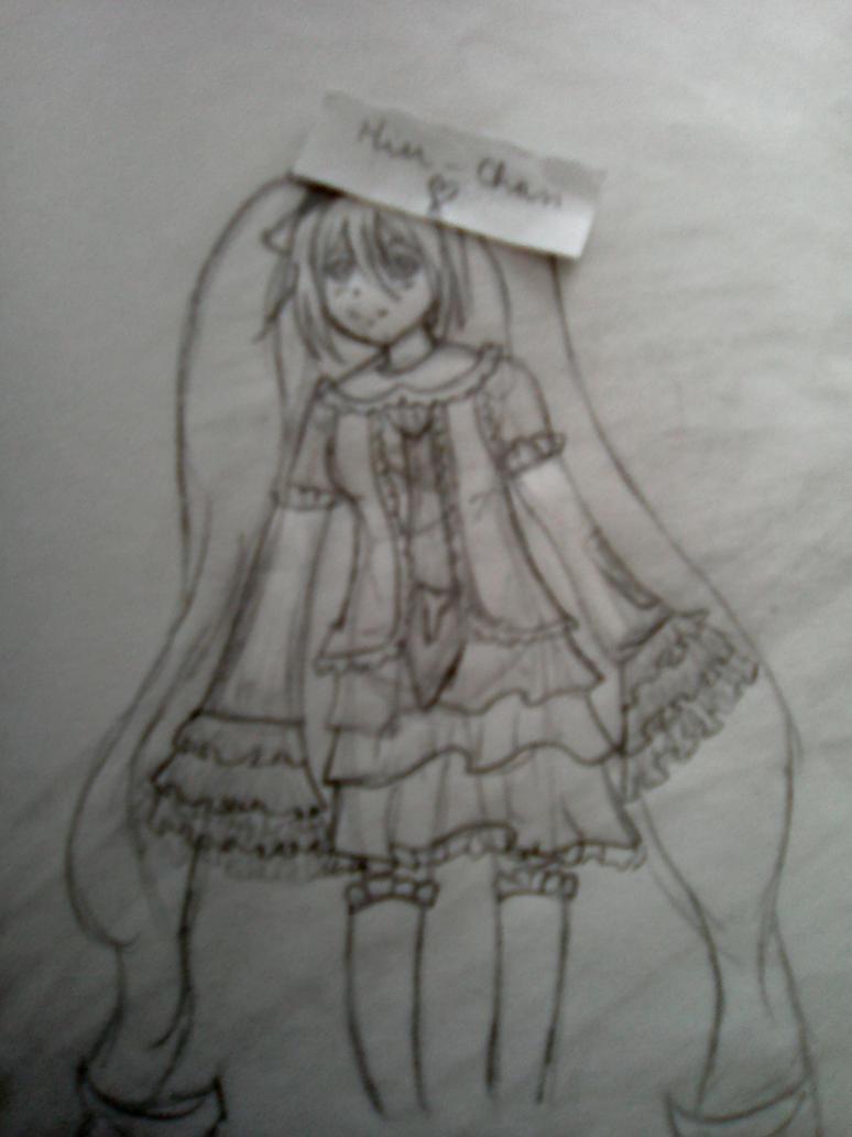 Infinity Hatsune Miku by Hiume-Chan