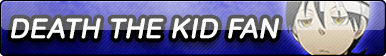 Death the Kid Fan Button [Commission]