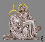 Pieta(michelangelo)